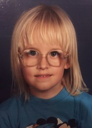 Me in first grade