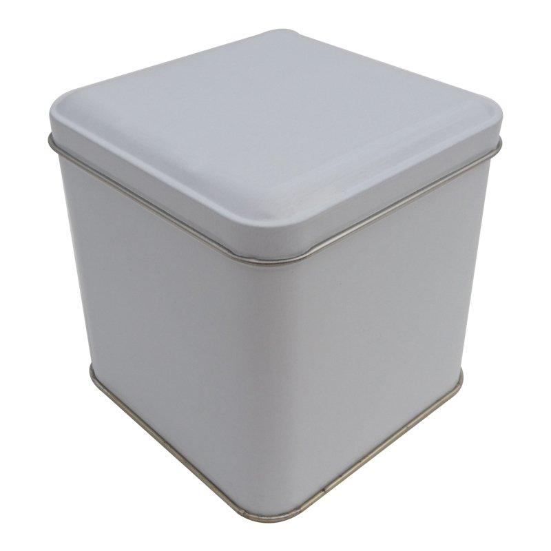 Cr19W 99x99x100-Custom Square Tin Box