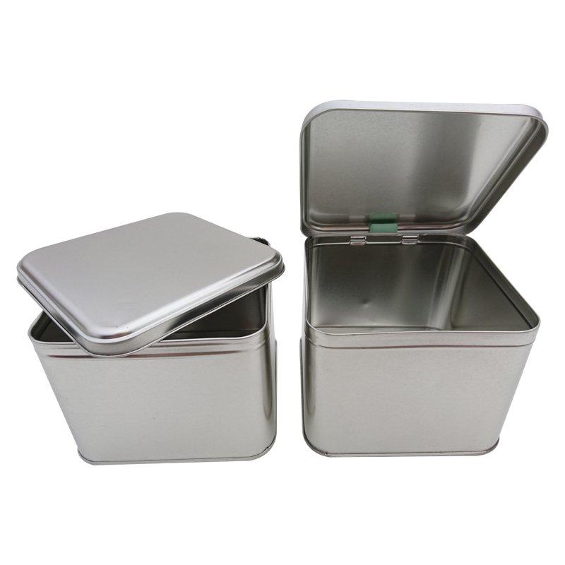 Cr25 133x133x50 Square tin box