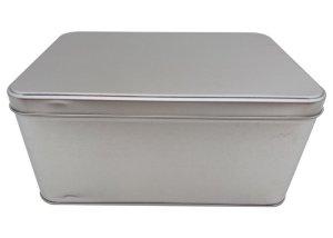 Cr26 214x141x100-Custom Rectangular Tin Box