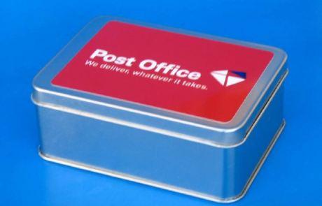 Promotional Tin Box