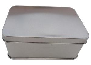 Cr20 125x90x50-Custom Rectangular Tin Box