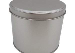 Cr11 99x82-Custom Round Tin Boxes