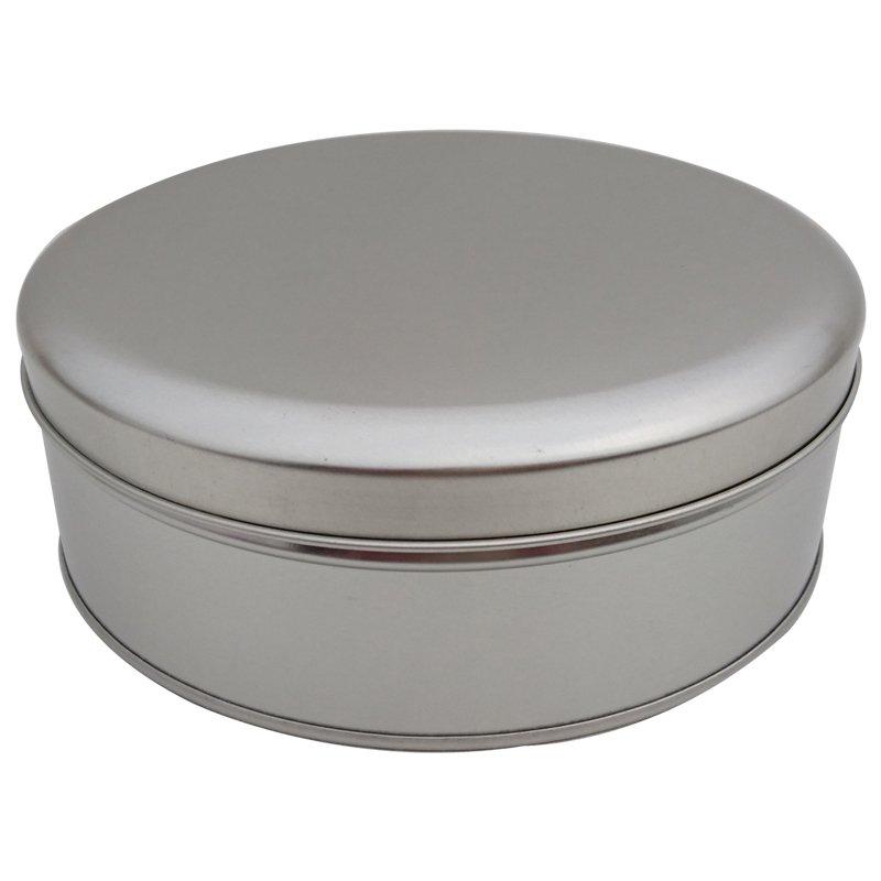 Cr13 179x60-Custom Round Tin box