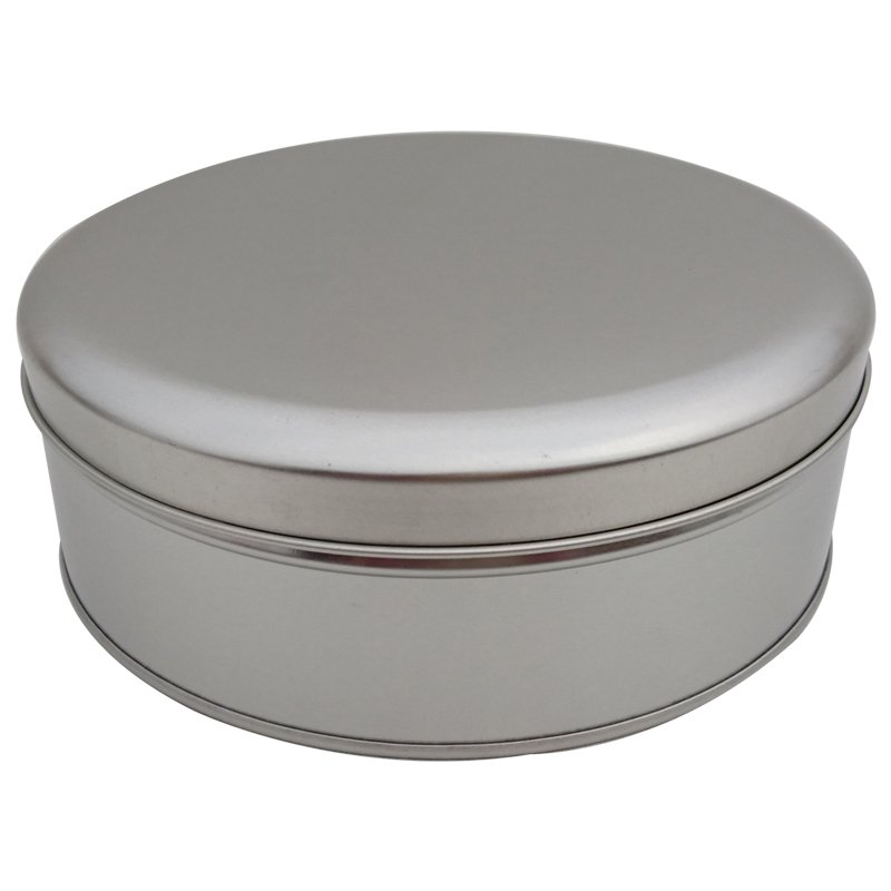 Cr13 179x60-Custom Round Tin box