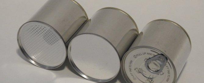 Various metal tin closures south africa