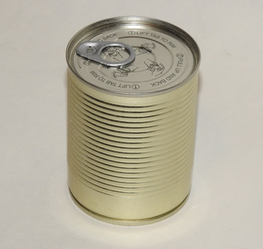 Food Packaging Tin Cans