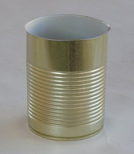 Round hermetically sealed tin cans south africa