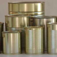 Why are tin cans ribbed?