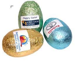 Branded Easter Eggs