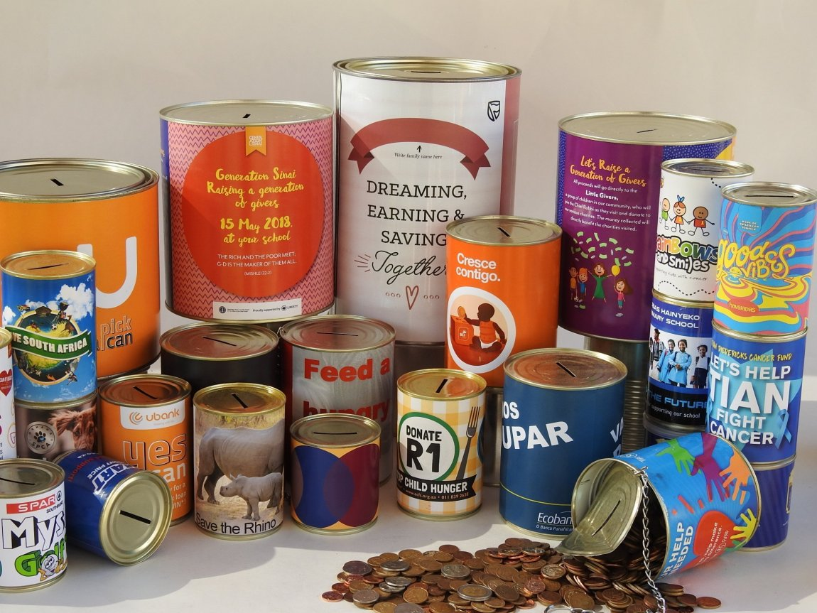 Money Collection Tins South Africa