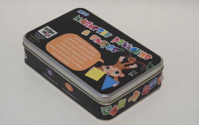 Printed Toy Tins