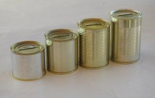 Money Box Tins