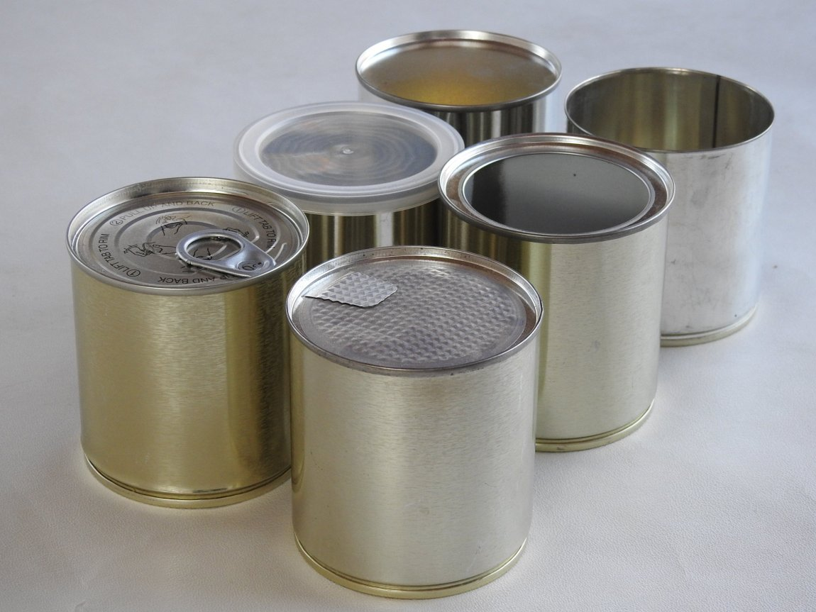 Tin Can Suppliers