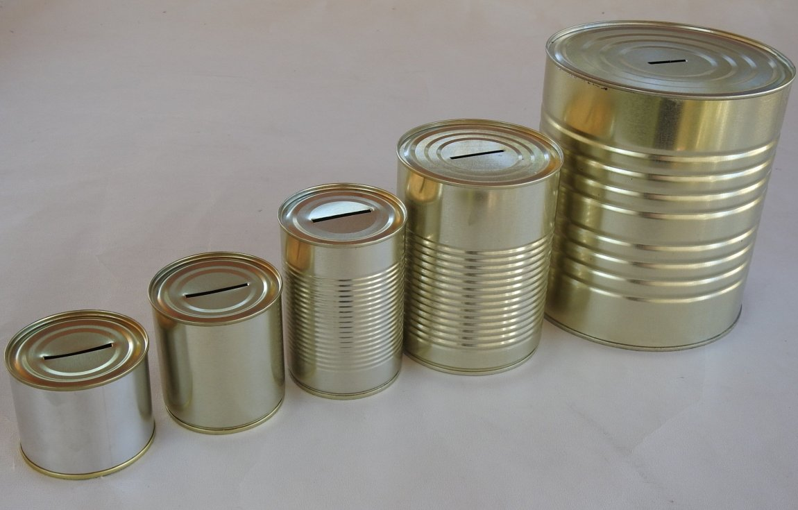 Collection Tins
