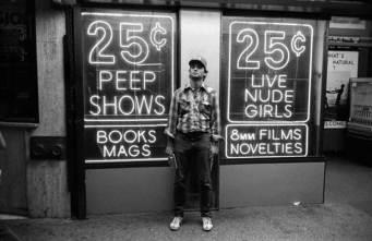 Bill Murray en un Peep Show