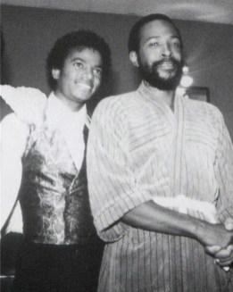CIBASS michael jackson y Marvin_Gaye