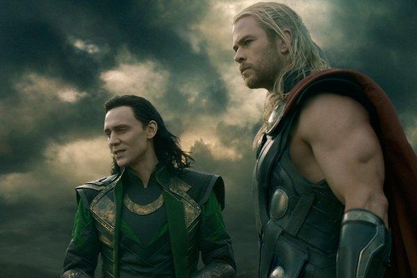 CIBASS Thor 2 el mundo oscuro Thor y Loki