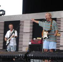 Bill Murray y Eric Clapton