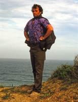 Bill Murray en el acantilado