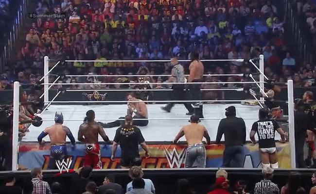 CIBASS_Ambrose vs Rollins
