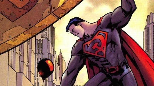 CIBASS Superman Redson