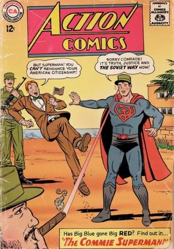 CIBASS Superman y el comunismo cubano