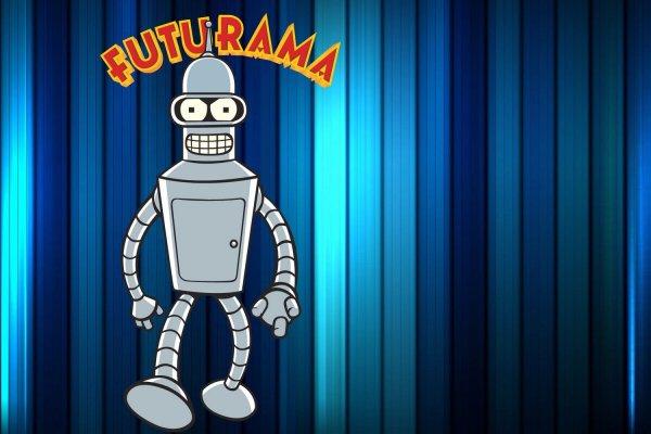 CIBASS El robot Bender Rodríguez