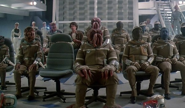 CIBASS The Last Starfighter military meeting