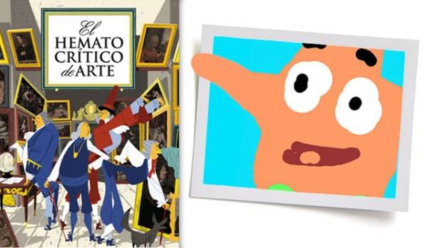 CIBASS Uno de los libros de El Hematocrítico y su avatar