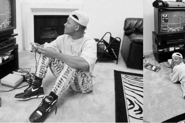 CIBASS Will Smith y su Nintendo