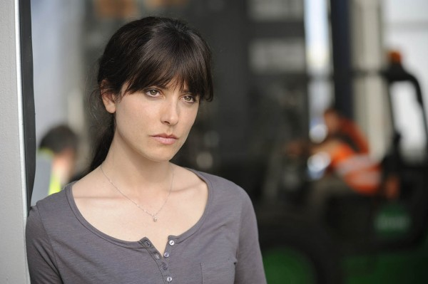 """Barbara Lennie en """"El Niño"""", papel por el que ha sido nominada a mejor actriz revelación."""