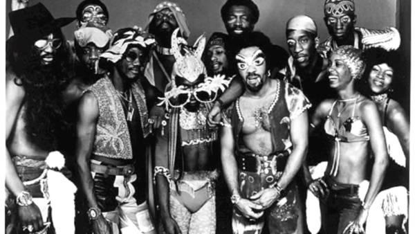 CIBASS George Clinton y sus Parliament Funkadelic