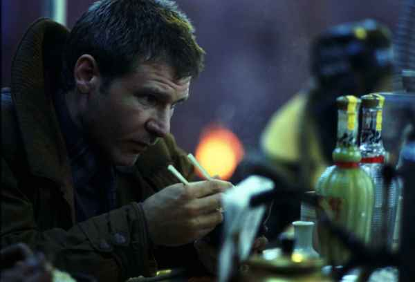 CIBASS Blade Runner Harrison Ford
