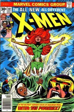 X-Men #101