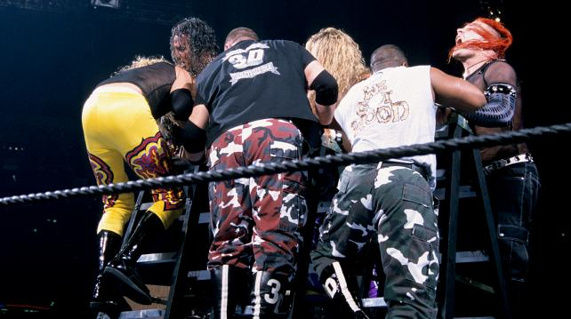 THEDUDLEYBOYZ_VS_THE_HARDY_BOYZ
