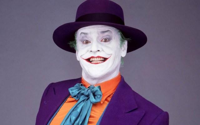 CIBASS Jack Nicholson como el Joker