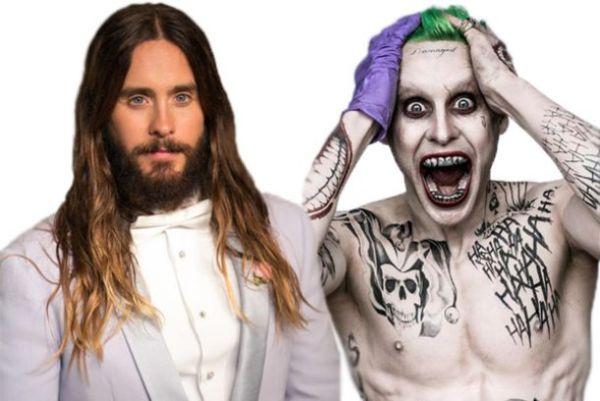 CIBASS Jared Leto como el Joker