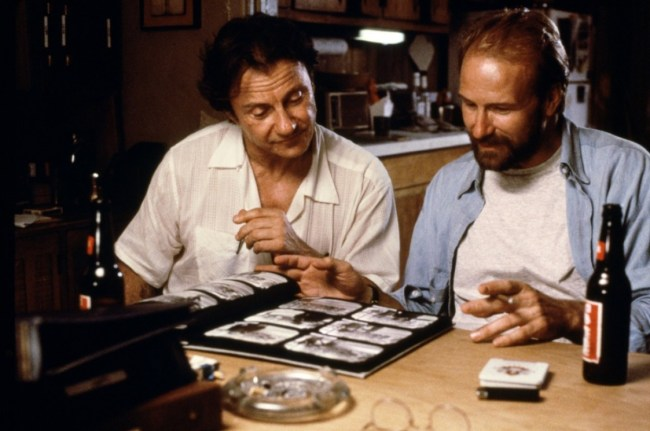 CIBASS Smoke Harvey Keitel y William Hurt