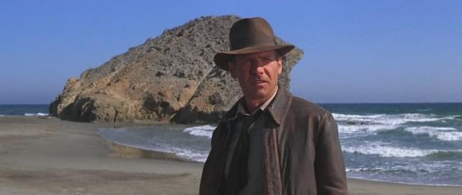 CIBASS Indiana Jones en Cabo de Gata - Almeria