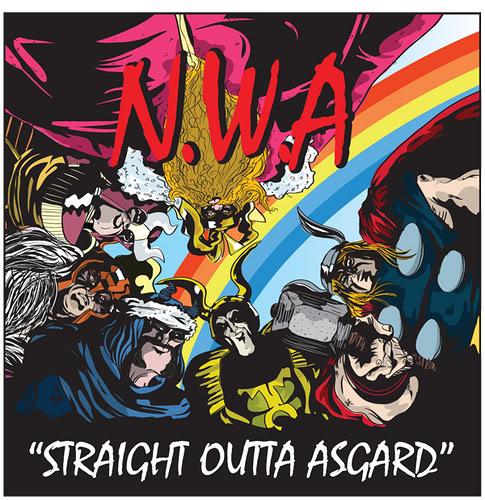 CIBASS Straight Outta Asgard