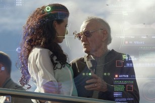 "Stan Lee en ""Guardianes de la Galaxia"""