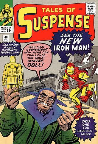 CIBASS Marvel y el Marketing Iron Man