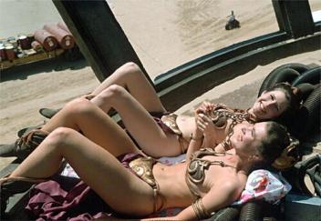 CIBASS Star Wars recopilación de fotos raras 6