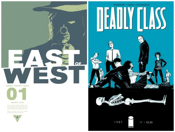 CIBASS Image Comics East Deadly