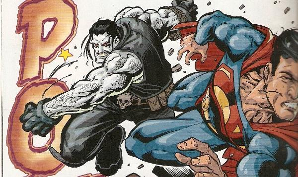 CIBASS Lobo versus Superman