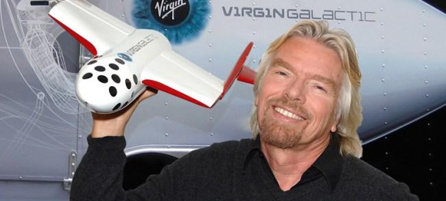 CIBASS Richard Branson Virgin dos