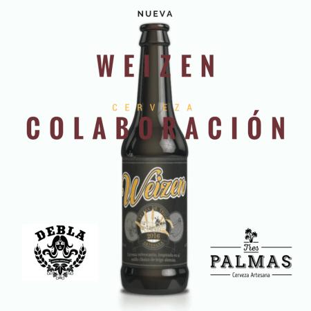 CIBASS Debla cerveza Weizen de trigo