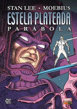 """La hija de Stan Lee y Moebius llamada """"Parábola"""""""