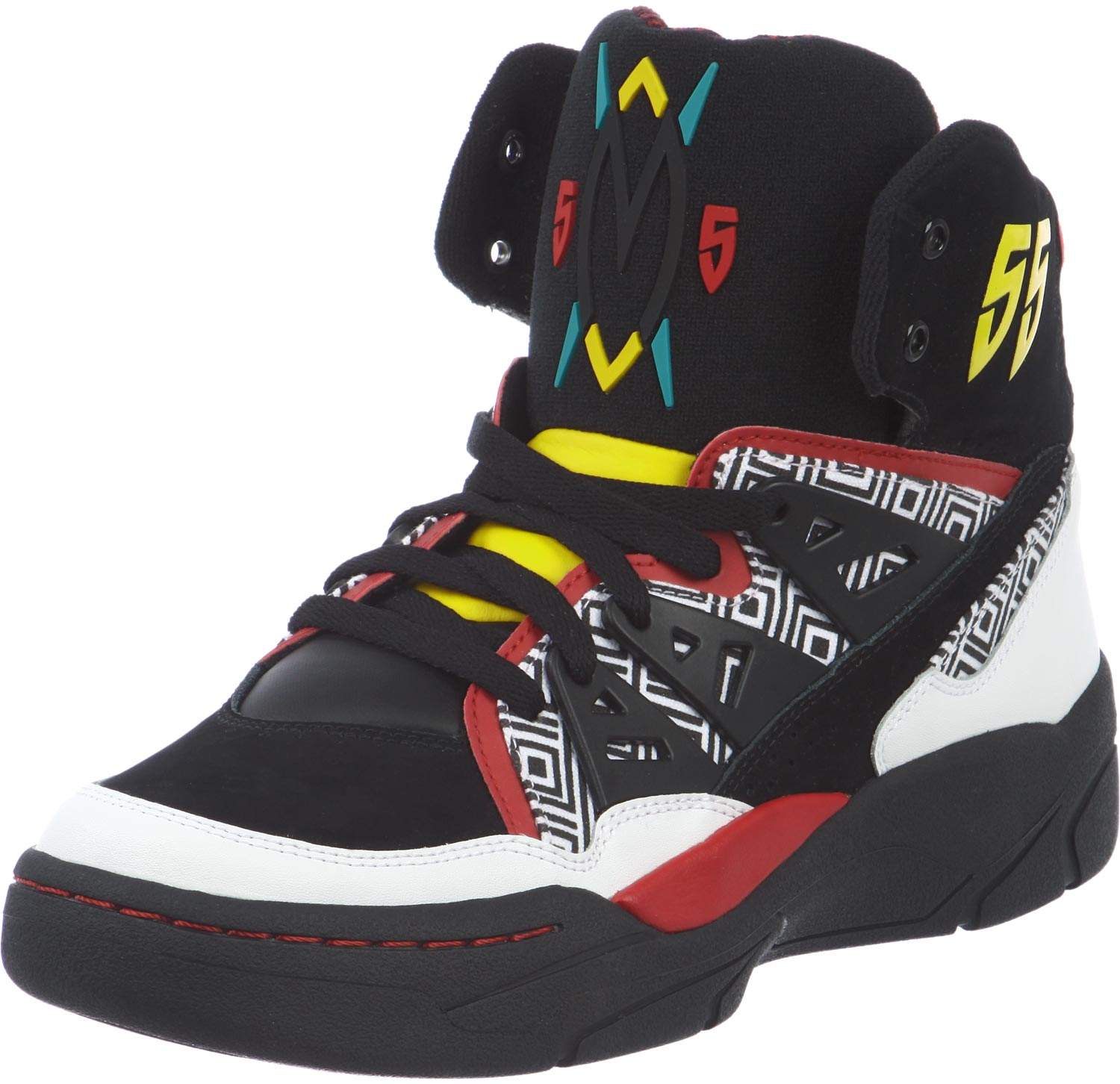 lowest price 60b13 daad5 CIBASS Adidas Mutombo Basket